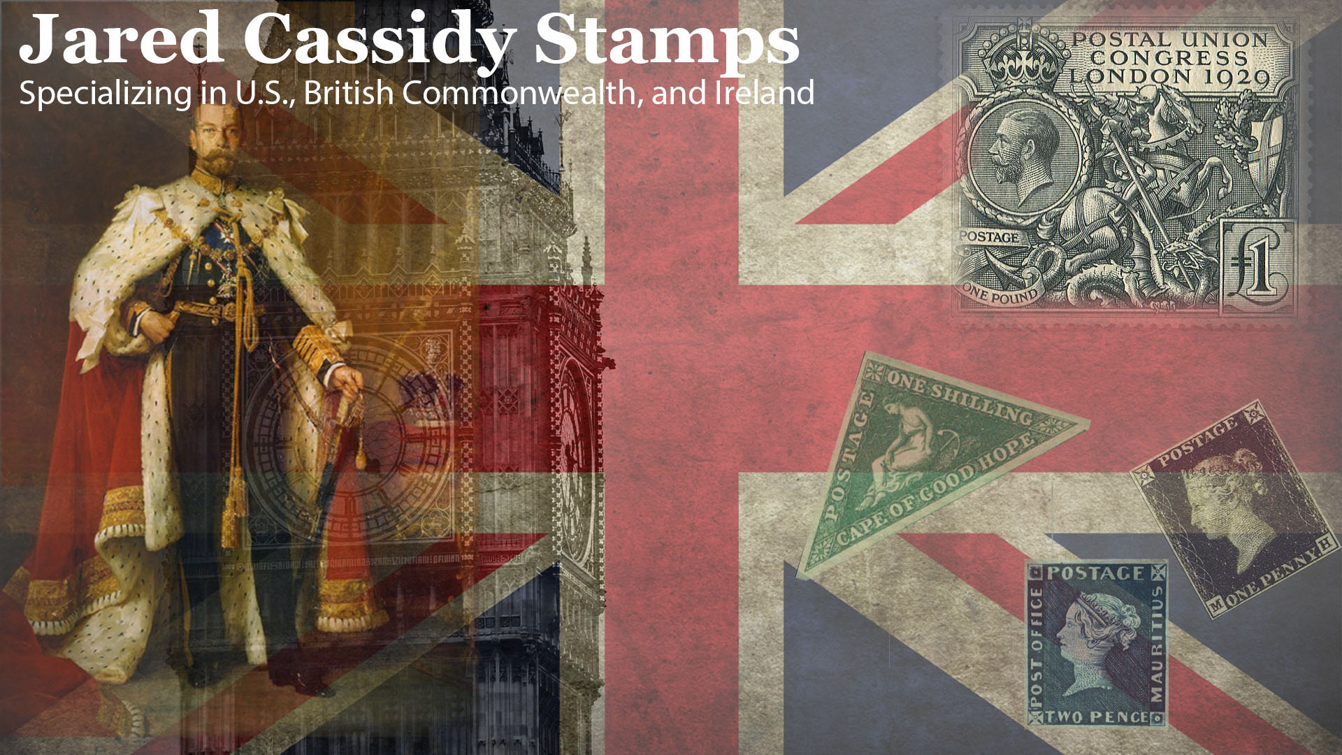 Jared Cassidy Stamps